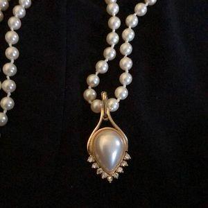 Vintage Marvella Pearls with Pearl Enhancer